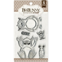 Picture of BoBunny Stamps - Monsters