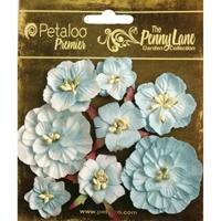 Εικόνα του Penny Lane Mixed Blossoms - Robin's Egg Blue