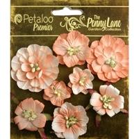Εικόνα του Penny Lane Mixed Blossoms - Antique Peach