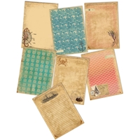 Picture of Maritime Double-Sided Journal Pages 5X7