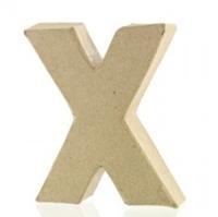 Εικόνα του 3D Γράμματα 10cm Γράμματα - X
