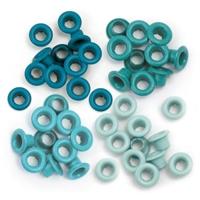 Εικόνα του We R Memory Keepers Eyelets Standard - Aqua