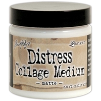 Picture of Tim Holtz Distress Collage Medium - Matte