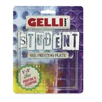 """Εικόνα του Gelli Student Plate - 5"""" x 5"""""""