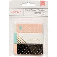 Picture of Designer Desktop Essentials Erasers - Fabulous