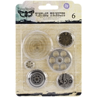 Picture of Mechanicals Metal Embellishments - Washers 2