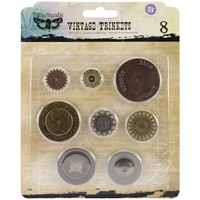 Picture of Mechanicals Metal Embellishments - Washers 1