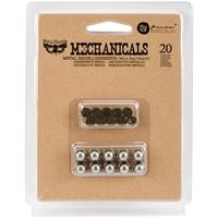 Εικόνα του Μεταλλικά Διακοσμητικά Finnabair Mechanicals - Mini Hardware