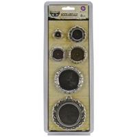 Εικόνα του Μεταλλικά Διακοσμητικά Finnabair Mechanicals - Pendants