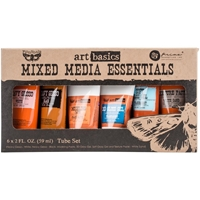 Picture of Finnabair Art Basics Mixed Media Essentials - Heavy Gessos, Pastes & Gels