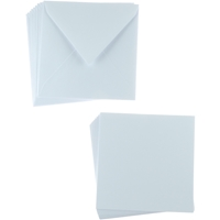 Εικόνα του Sweet Dixie Card and Envelope Packs - White Square