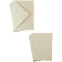 Εικόνα του Sweet Dixie Card and Envelope Packs - Natural A6