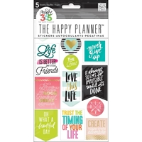 Picture of Create 365 Happy Planner Stickers - Life Quotes