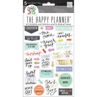 Picture of Create 365 Happy Planner Stickers - Fitness