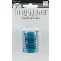 Εικόνα του Create 365 Planner Expander Discs - Teal 1.25'' Mini