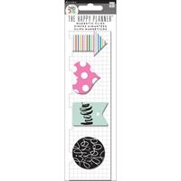 Εικόνα του Create 365 Happy Planner Magnetic Clips - Hello Stripes