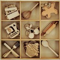 Εικόνα του Ξυλινα Διακοσμητικα - Bon Appetit