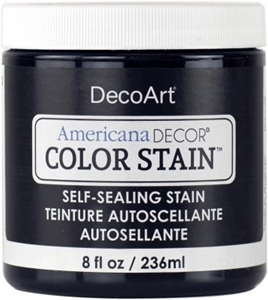 Picture of Americana Decor Color Stain - Black