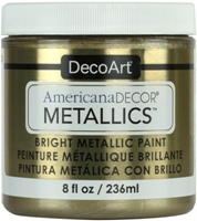 Εικόνα του Americana Decor Metallics - Champagne Gold