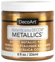 Εικόνα του Americana Decor Metallics - Old Gold
