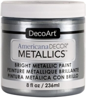 Εικόνα του Americana Decor Metallics - Silver