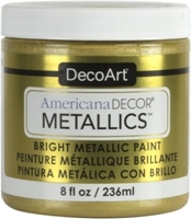 Εικόνα του Americana Decor Metallics - Soft Gold