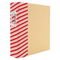 Εικόνα του SN@P! Holiday Binder - Striped