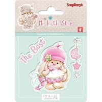 Εικόνα του My Little Star Clear Stamps - Best