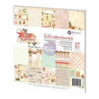 Εικόνα του Prima Marketing Collection Kit 8X8 - Sweet Peppermint