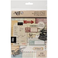 Picture of Ephemera Collage Pack - Office Space