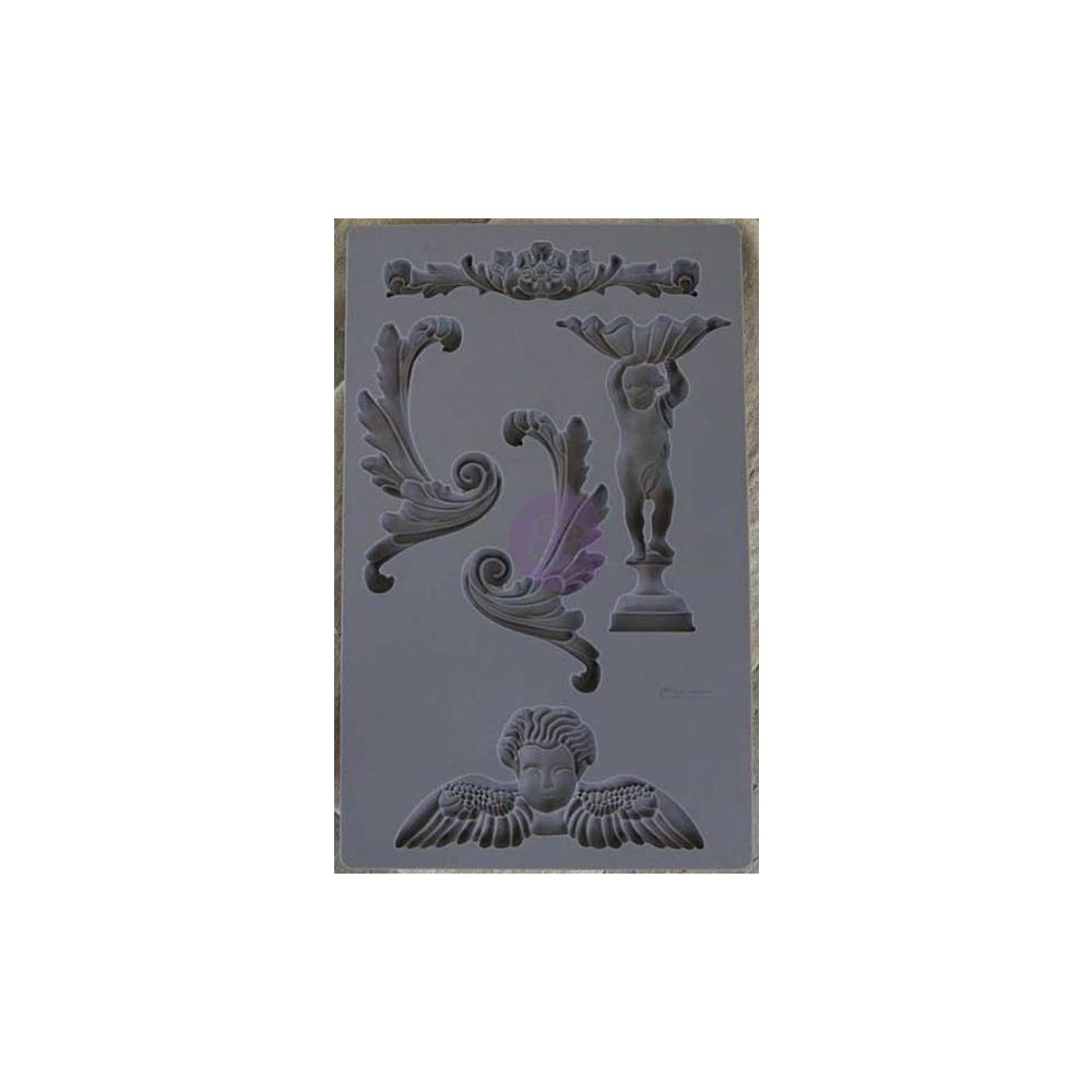 Iron Orchid Designs Vintage Art Decor Mould