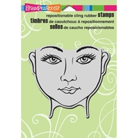 Picture of Stampendous Fran's Σφραγιδες Cling - BeautyFace