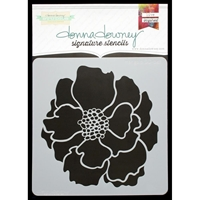 Picture of Donna Downey Signature Stencils - Marigold