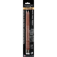 Εικόνα του General's MultiPastel Chalk Pencils - White