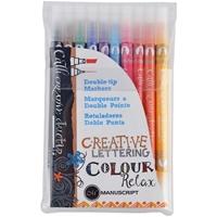Εικόνα του Manuscript Callicreative Duo Tip Pens