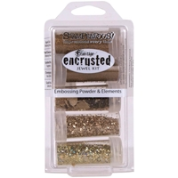 Picture of Stampendous Encrusted Jewel Kit - Gold
