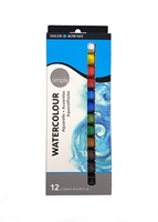 Picture of Daler Rowney Simply Watercolor Paints - Set of 12