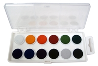 Picture of Koh-i-Noor Watercolour Dyes Set - Anilinky Set of 12