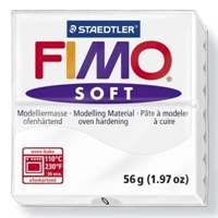 Picture of FIMO Soft Modeling Clay - White