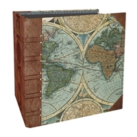 Picture of Flipbook - Old World