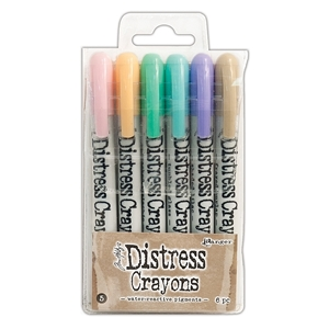 Picture of Distress Crayons Set 5