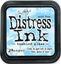 Picture of Distress Ink Tumbled Glass