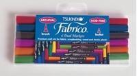 Εικόνα του Fabrico Fabric Markers - Μαρκαδόροι για Ύφασμα