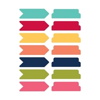 Picture of Day2Day Planner Sticky Notes - Arrows & Tabs