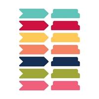 Εικόνα του Day2Day Planner Sticky Notes - Arrows & Tabs