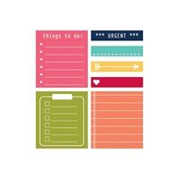 Εικόνα του Day2Day Planner Sticky Notes - To Do