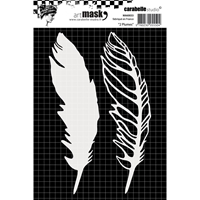 Picture of Carabelle Studio Mask A6 - 2 Feathers