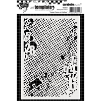 Picture of Carabelle Studio Template A6 - Weft Fabric & Numbers