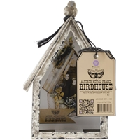 Εικόνα του Prima Marketing Altered Metal Framework - Birdhouse
