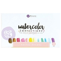 Picture of Prima Marketing Watercolor Confections - Pastel Dreams